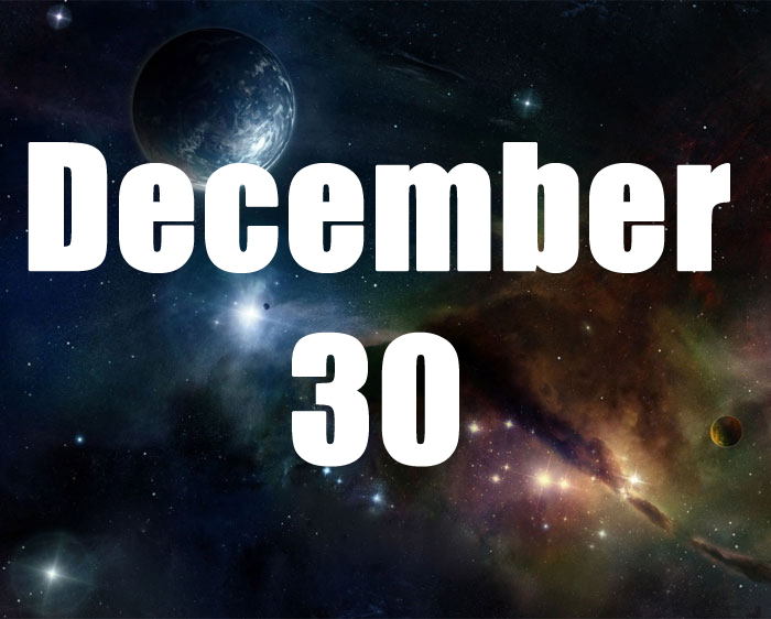 leo december 30 birthday astrology