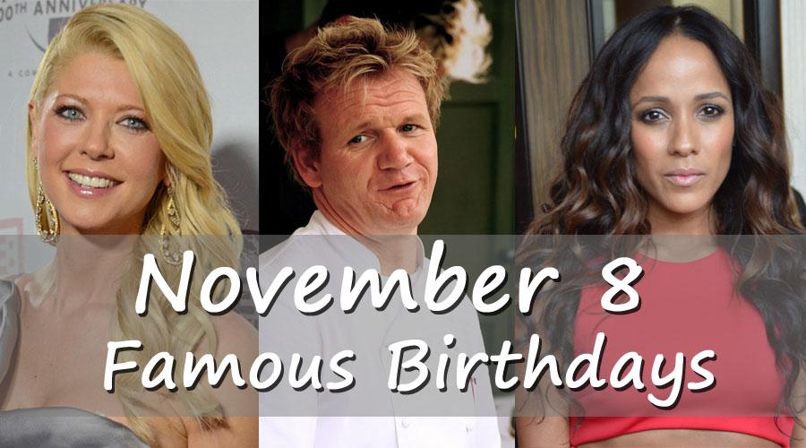 november 8 birthdays astrology 2019