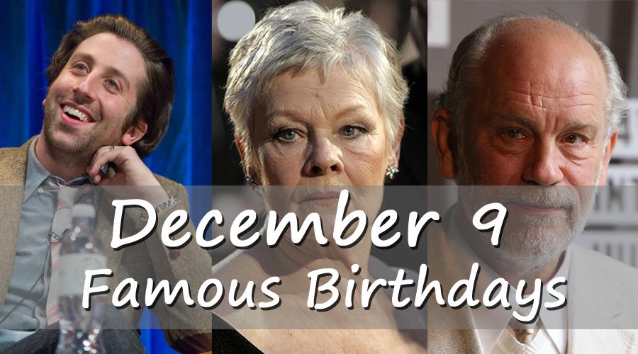 daily horoscope for december 9 birthdays