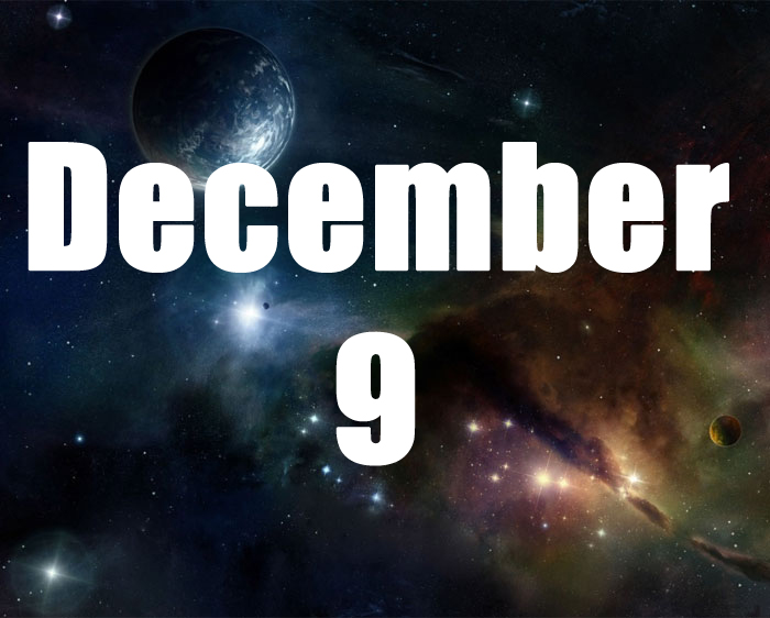 december 9 personality horoscope