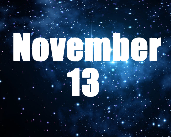 november 13 birthday horoscope forecast