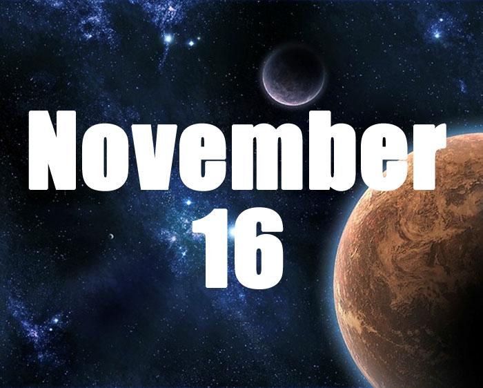 November 16 Birthday horoscope - zodiac sign for November 16th | 700 x 562 jpeg 220kB