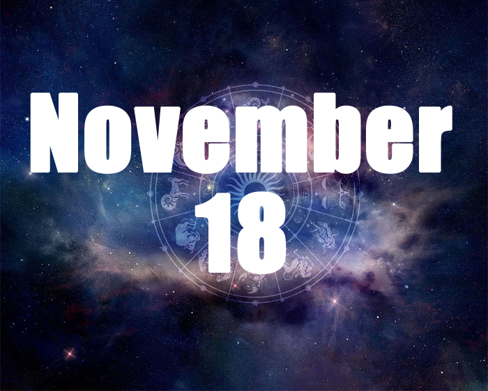 today 18 november birthday horoscope aries