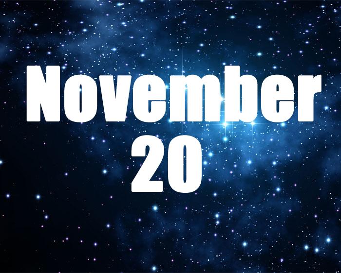 november 20 2019 birthday astrology cancer