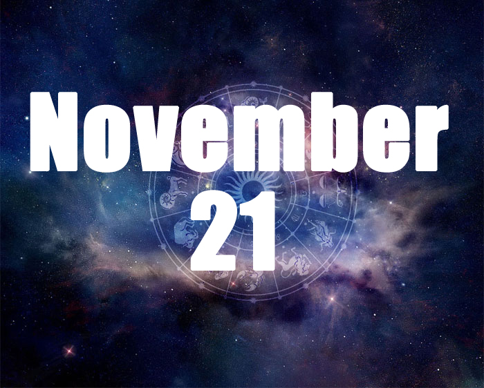 horoscope of 21 november