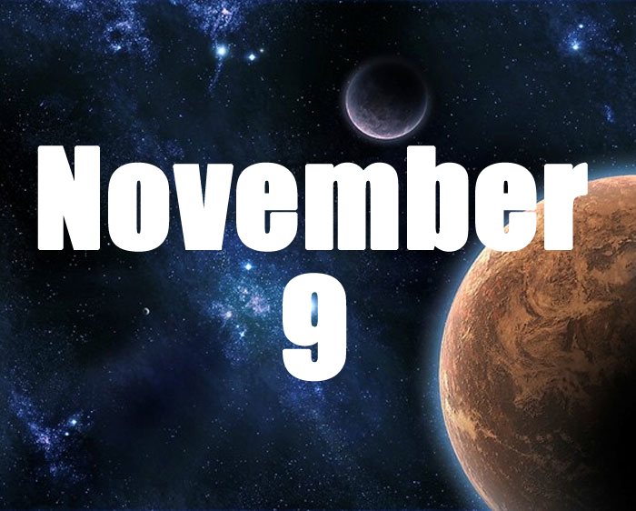 November 9 Scorpio Personality