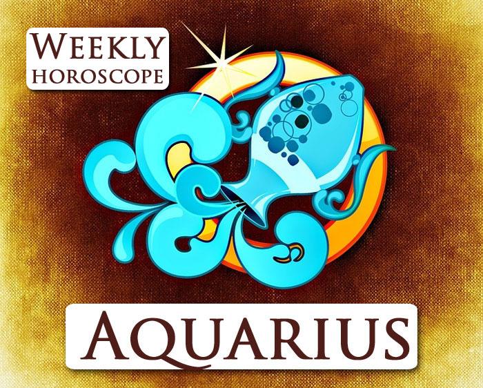 aquarius weekly horoscope 10 march 2020