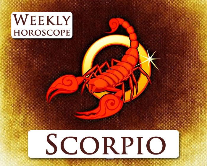 Scorpio Weekly Horoscope 11 - 17 November, 12222