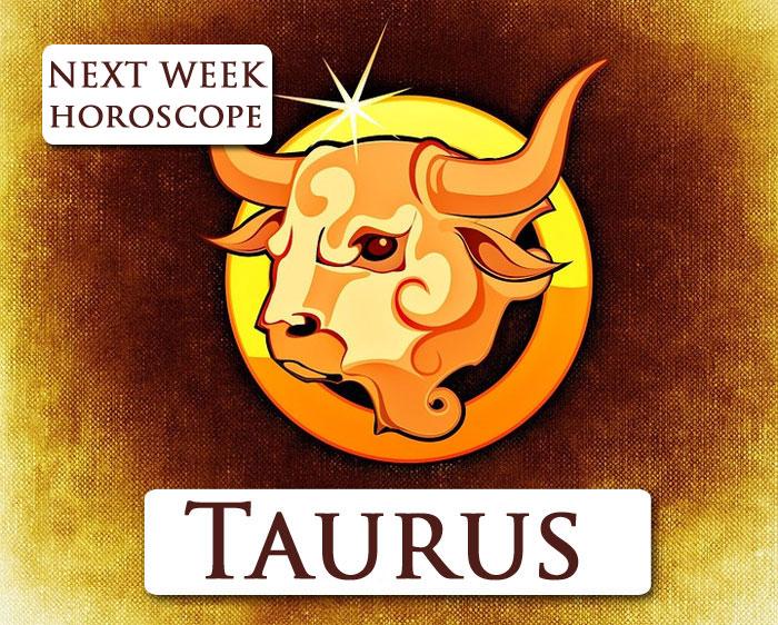Taurus Weekly Horoscope October 7, 12222