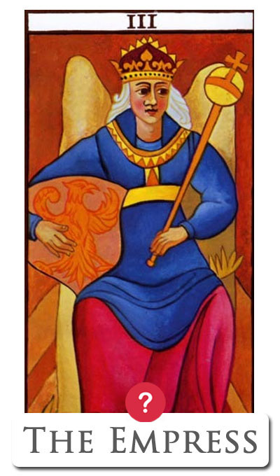 empress yes no tarot