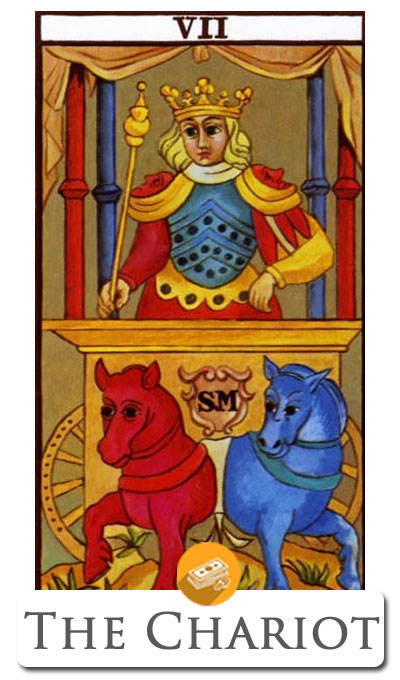 chariot finance tarot