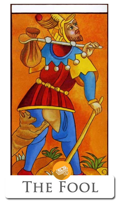 fool finance tarot