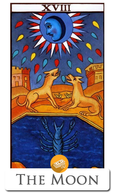 moon finance tarot