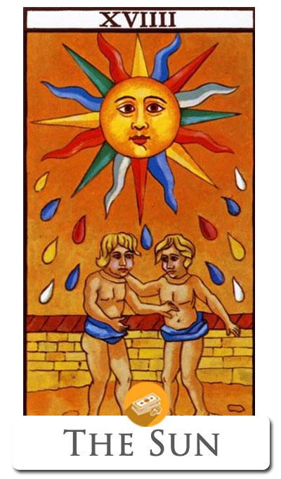 sun finance tarot