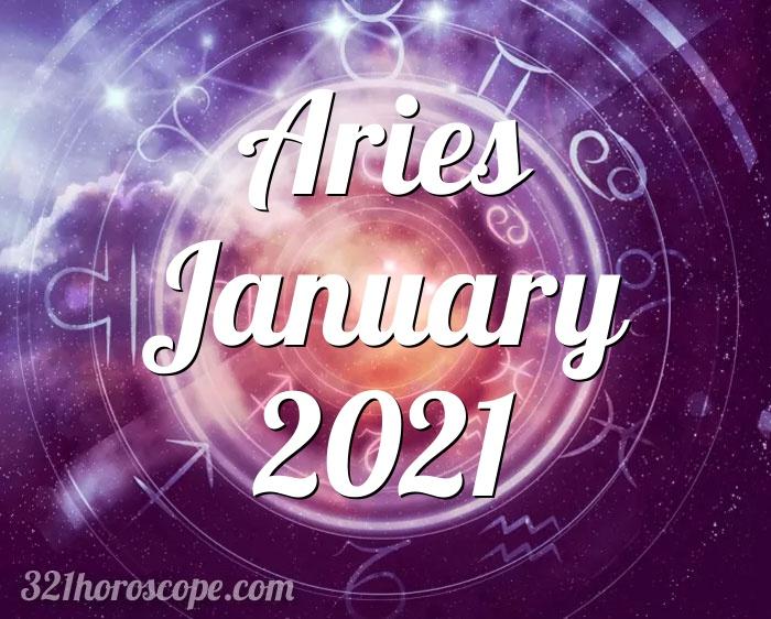 Horoscope Aries January 2021