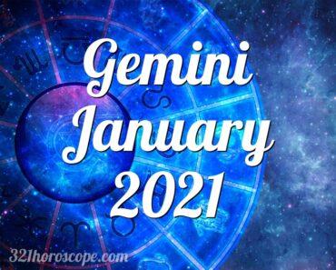 Gemini January 2021