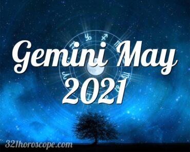 Gemini May 2021