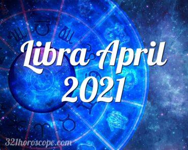 Libra April 2021