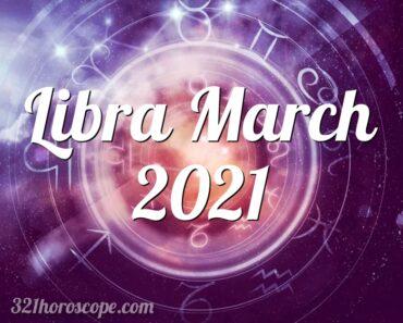Libra March 2021