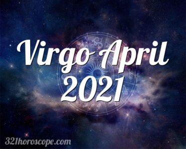 Virgo April 2021