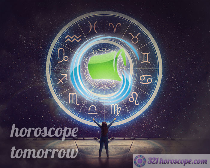 horoscope tomorrow aquarius