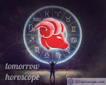 aries tomorrow horoscope