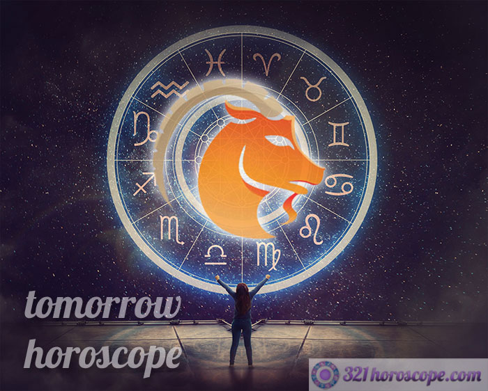 horoscope tomorrow capricorn