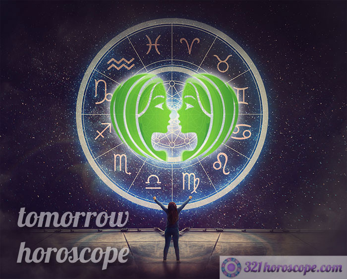 tomorrow horoscope gemini