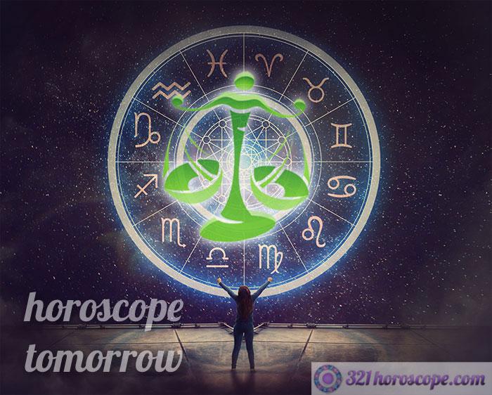 horoscope tomorrow libra