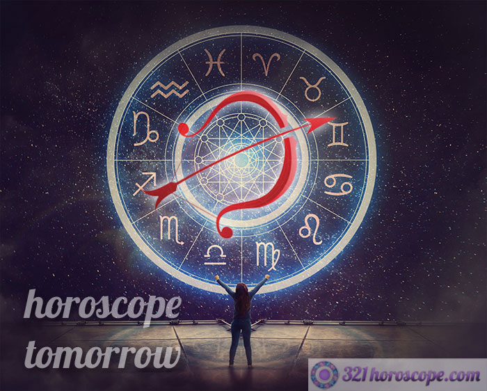 horoscope tomorrow sagittarius