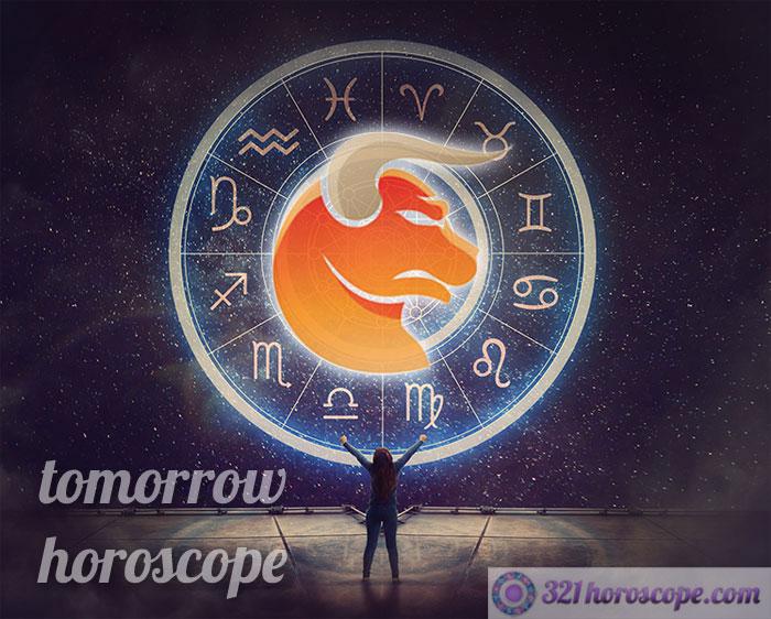horoscope tomorrow taurus