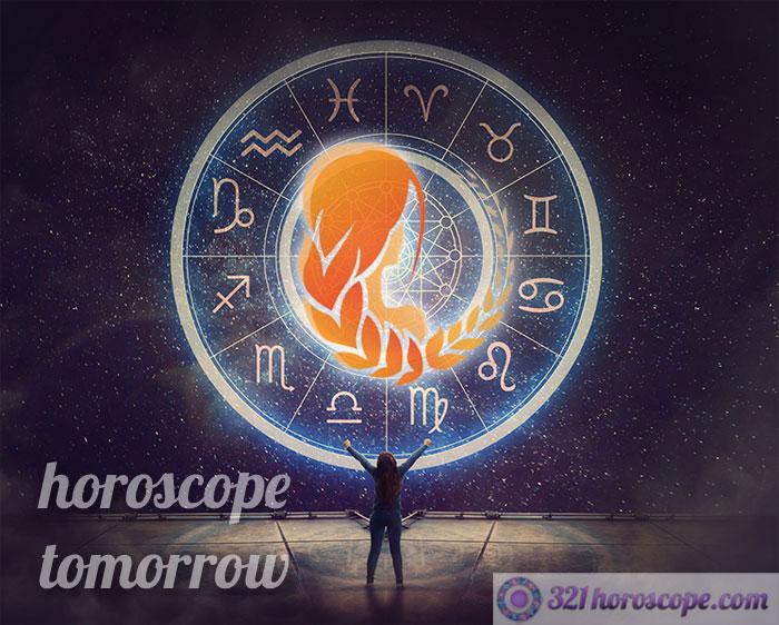 horoscope tomorrow virgo