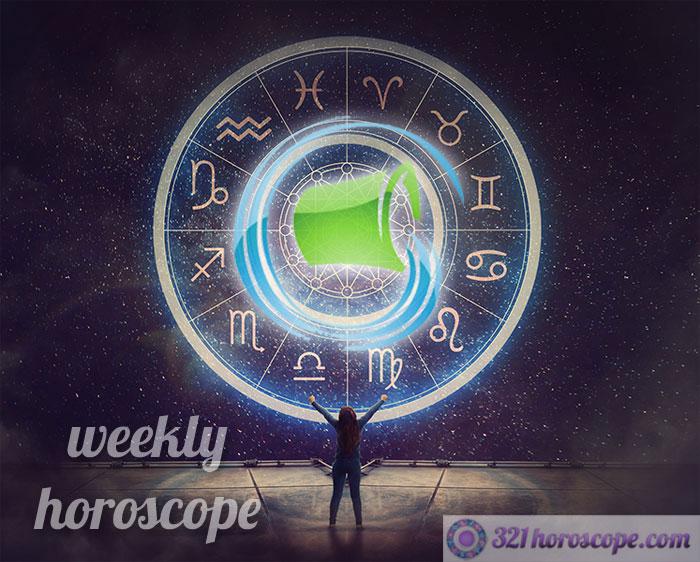 weekly horoscope aquarius