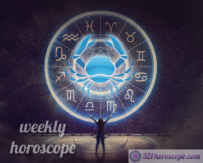 weekly horoscope cancer