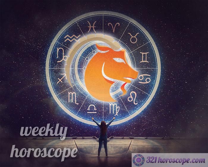 weekly horoscope capricorn