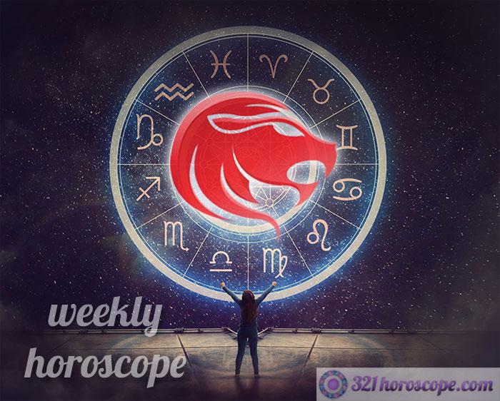 weekly horoscope leo