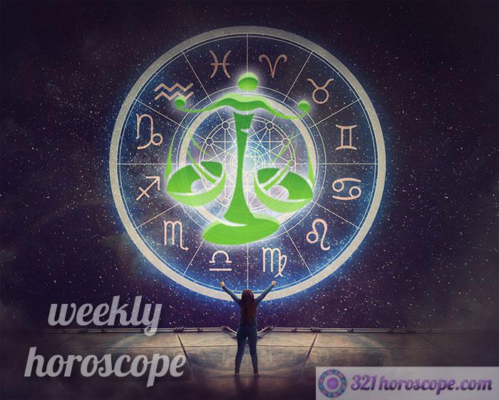 weekly horoscope libra