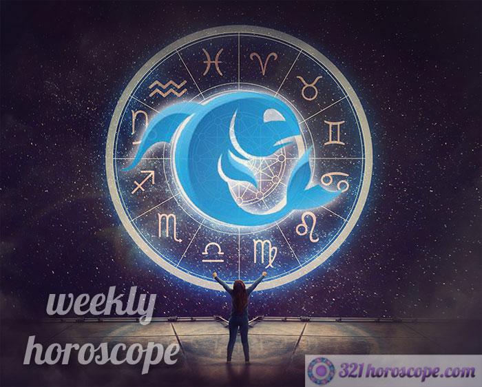 weekly horoscope pisces
