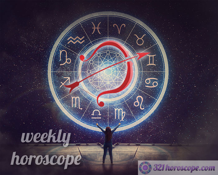 weekly horoscope sagittarius